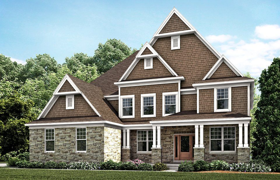 Single Family for Active at Legacy Of Barrington - Deer Valley (Selling From Hawthorn Hills) 2 Bradbury Lane Hawthorn Woods, Illinois 60047 United States