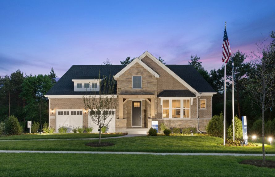 Single Family for Active at Ascend 19 Somerset Circle Wheaton, Illinois 60189 United States