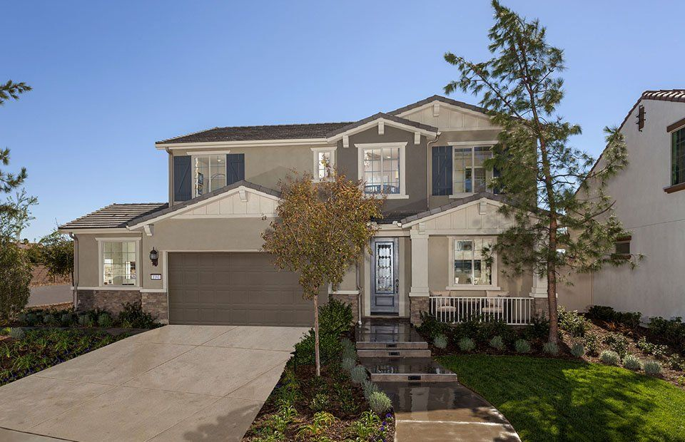 Single Family for Sale at Avelina - Plan 2 - Pathmaker 1181 Viscano Court Perris, California 92571 United States