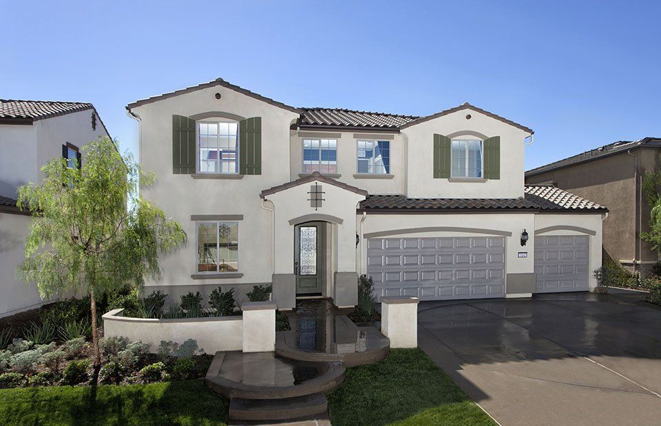 Single Family for Sale at Avelina - Plan 4 - Visionary 1181 Viscano Court Perris, California 92571 United States