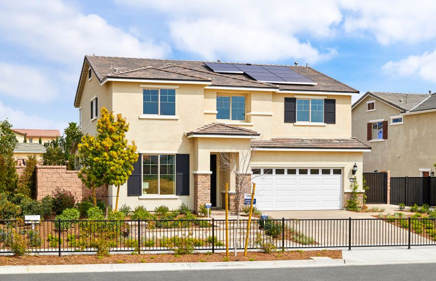 Single Family for Sale at Prodigy 28320 Pewter Court Menifee, California 92584 United States
