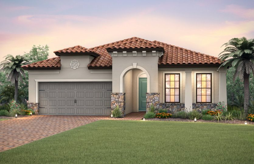 Single Family for Active at The Enclaves At Woodmont - Summerwood 7910 Nw 79th Terrace Tamarac, Florida 33321 United States