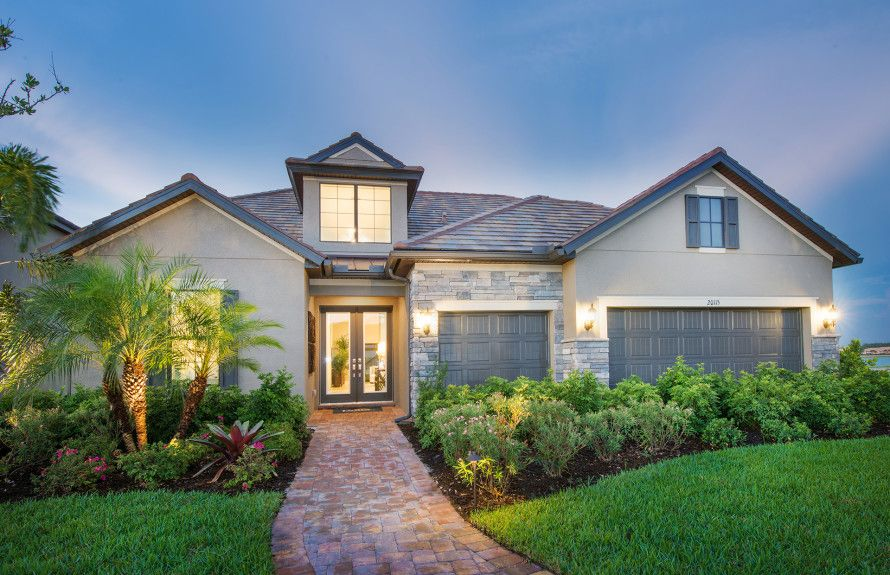 Single Family for Sale at Stonewater 14458 Pine Hollow Drive Estero, Florida 33928 United States