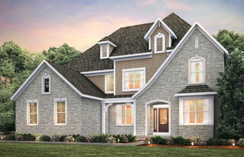 Single Family for Active at Deer Valley 51548 Wales Drive South Lyon, Michigan 48178 United States