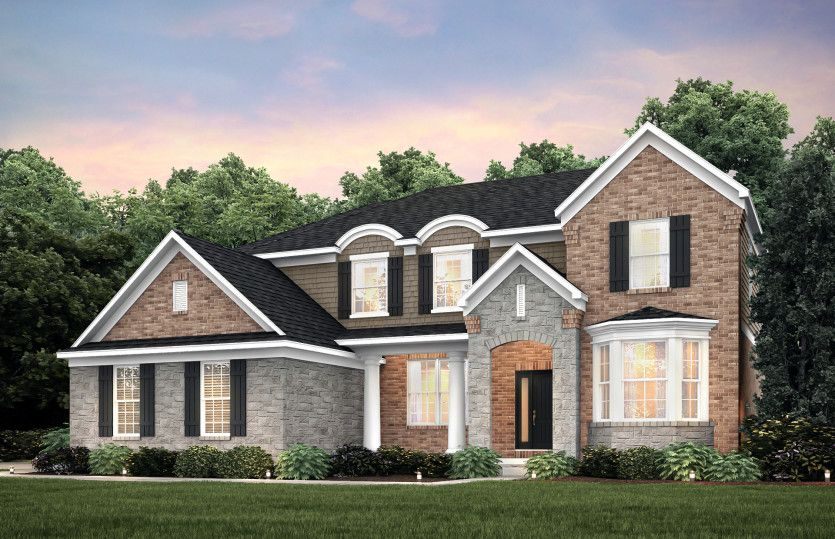 Single Family for Active at Deer Valley 51530 Bloom Court South Lyon, Michigan 48178 United States