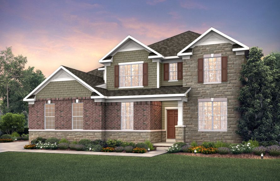 Single Family for Active at Castleton 51530 Bloom Court South Lyon, Michigan 48178 United States