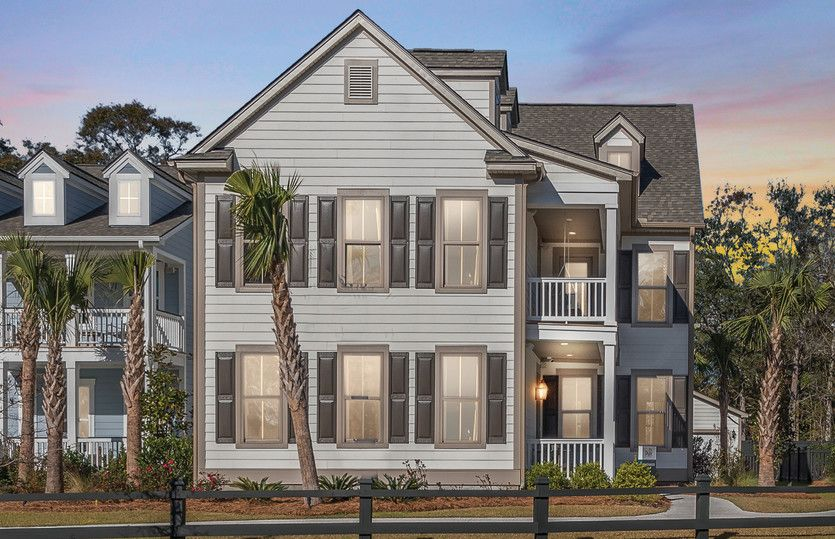 Single Family for Sale at Devaun Park - Ravenwood 9095 Devaun Park Boulevard Calabash, North Carolina 28467 United States