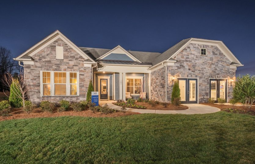 Single Family for Active at Amber Meadows - Dunwoody Way 1001 Jasper Lane Marvin, North Carolina 28173 United States