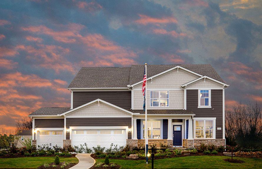 单亲家庭 为 销售 在 Melrose 8041 Lilium Way Plain City, Ohio 43064 United States