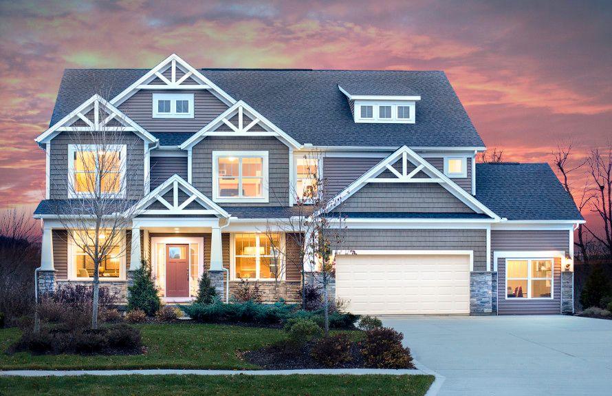单亲家庭 为 销售 在 Deer Valley 5125 Duxbury Drive Copley, Ohio 44321 United States