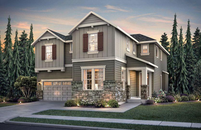 Single Family for Sale at Lynwood 393 Vaughan Blvd Ne North Bend, Washington 98045 United States