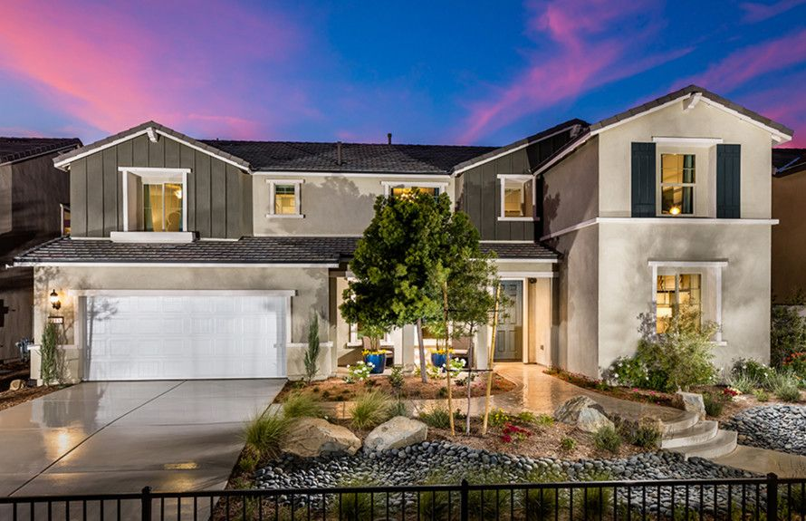 Single Family for Active at Oxford 35668 Champagne Way Winchester, California 92596 United States