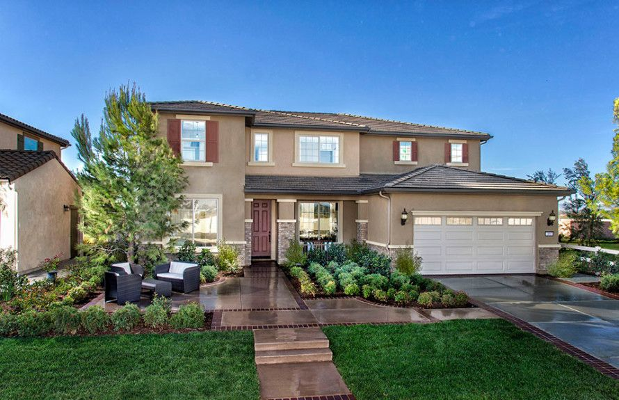 Single Family for Sale at Plan 4 - Visionary 1073 Regala Street Perris, California 92571 United States