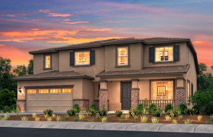 Single Family for Active at Reflections At The Lakes - Plan 3 - Visionary 29677 Rigging Way Menifee, California 92584 United States