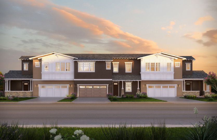 Multi Family for Active at Marquis - Plan 4 133 Encinal Avenue Menlo Park, California 94025 United States