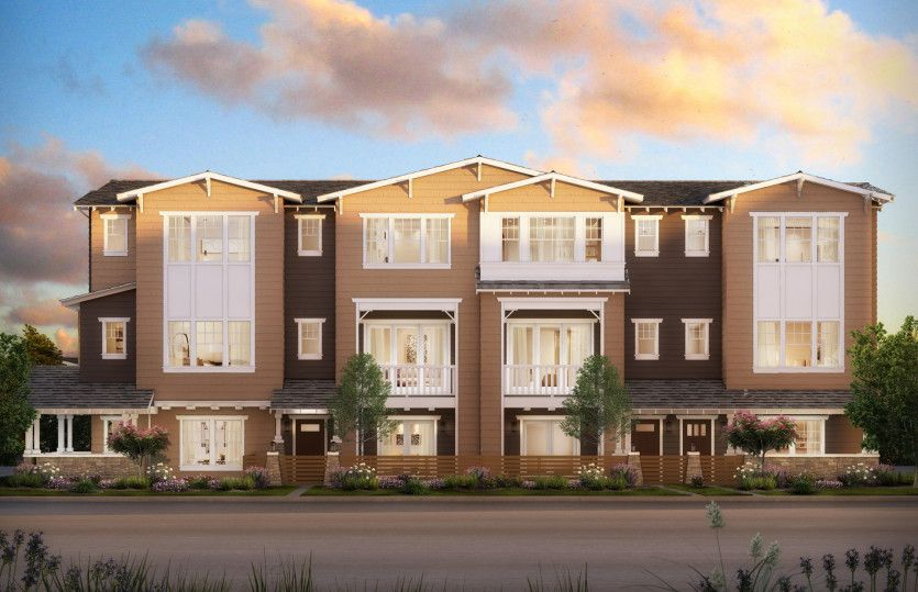 Multi Family for Active at Plan 2 402 Encinal Ave. Menlo Park, California 94025 United States