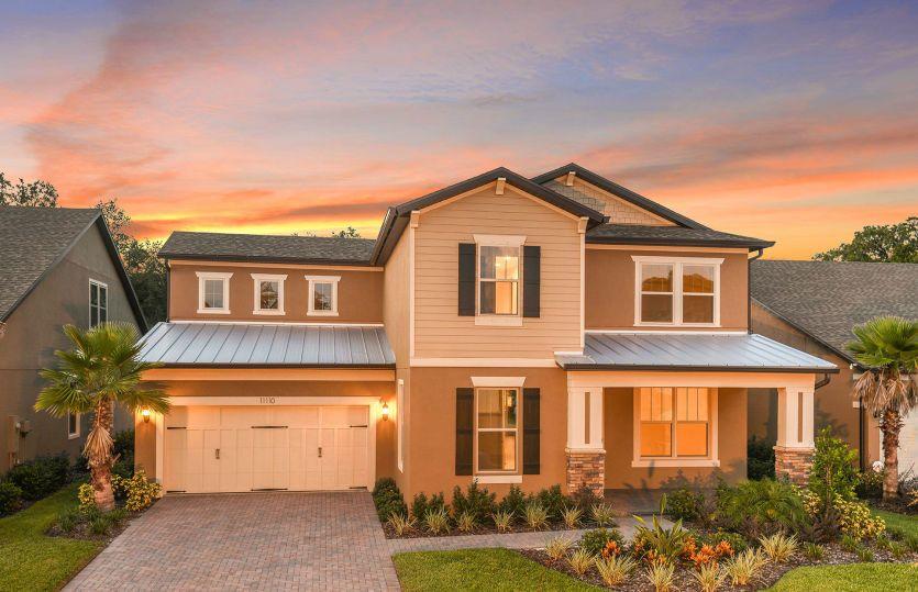 Single Family for Sale at Starling Oaks - Northridge 11110 Lark Landing Court Riverview, Florida 33569 United States