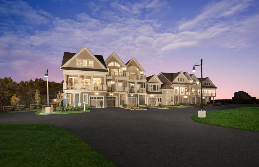 Multi Family for Active at Harborside At Hudson's Ferry - Navesink 370 Shore Drive Highlands, New Jersey 07732 United States