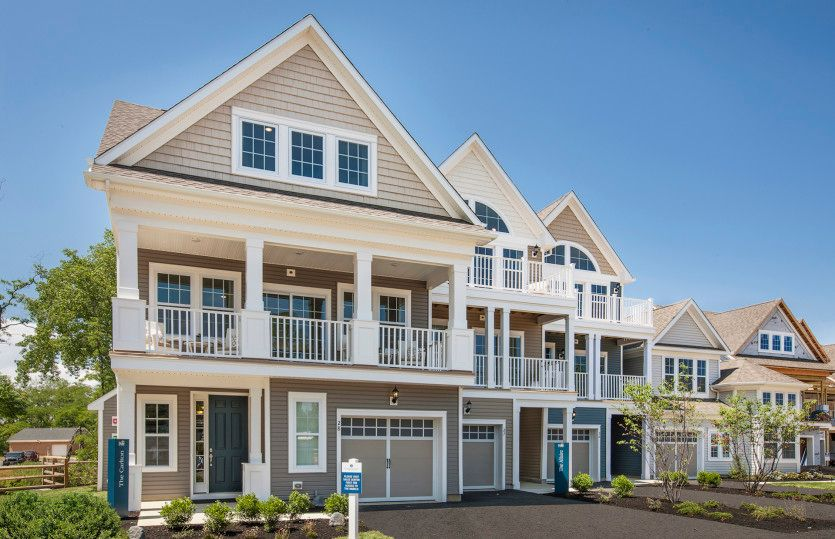 Multi Family for Active at Harborside At Hudson's Ferry - Carlton 1 370 Shore Drive Highlands, New Jersey 07732 United States