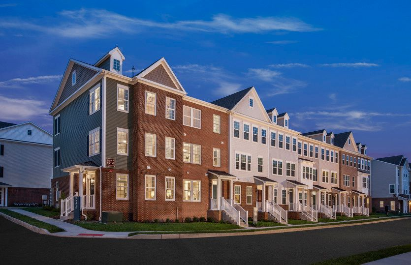Multi Family for Active at Liberty Square At Wesmont Station - Mark 5000 Wesmont Drive Wood Ridge, New Jersey 07075 United States