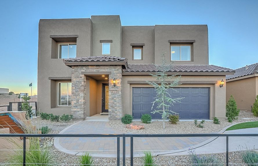 Single Family for Sale at Monza 7016 Lookout Road Ne Rio Rancho, New Mexico 87144 United States
