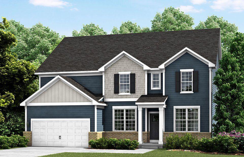 单亲家庭 为 销售 在 Willwood 2157 Carribell Court Powell, Ohio 43065 United States