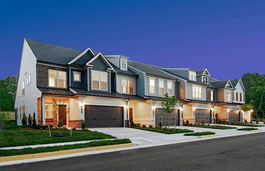 Multi Family for Active at Branton 44521 Fiery Skipper Terrace Ashburn, Virginia 20147 United States