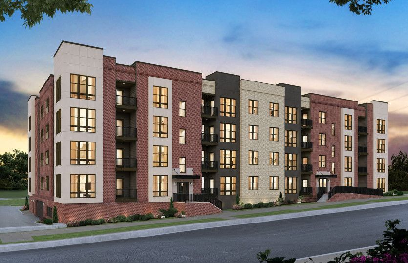 Multi Family for Active at Lofts At Reston Station - Ethan Michael Faraday Drive Reston, Virginia 20190 United States