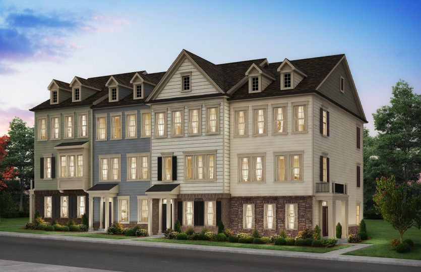 Multi Family for Sale at Livingston Square - Fairwood 1 Peach Tree Hill Road Livingston, New Jersey 07039 United States