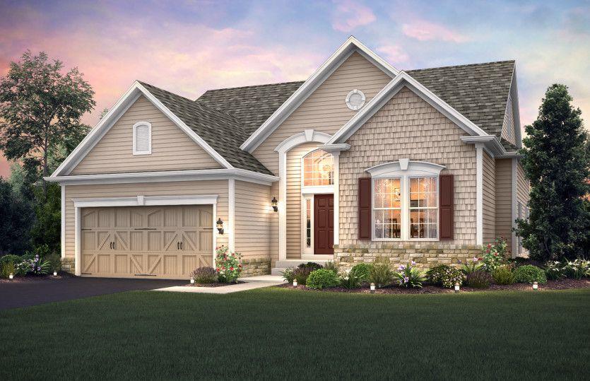 单亲家庭 为 销售 在 Legacy Farms - Laurel 79 Spruce Street Hopkinton, Massachusetts 01748 United States
