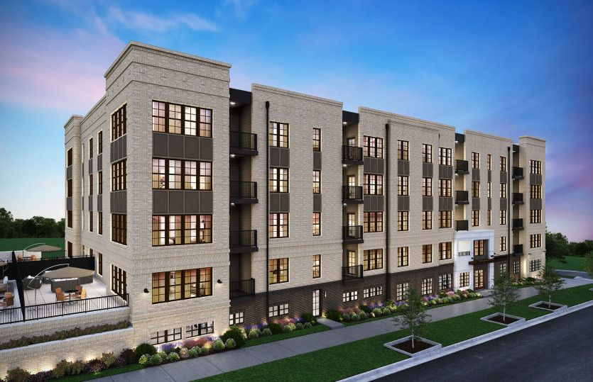 Multi Family for Active at Crown - Ava 250 Decoverly Drive Unit 130 Gaithersburg, Maryland 20878 United States