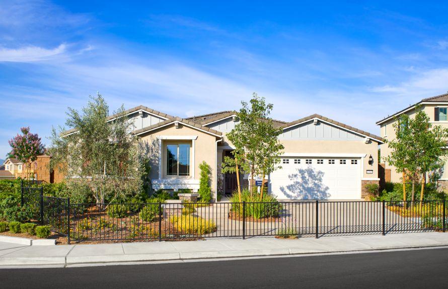 Single Family for Active at Ferrara 6280 Hereford Lane Eastvale, California 92880 United States