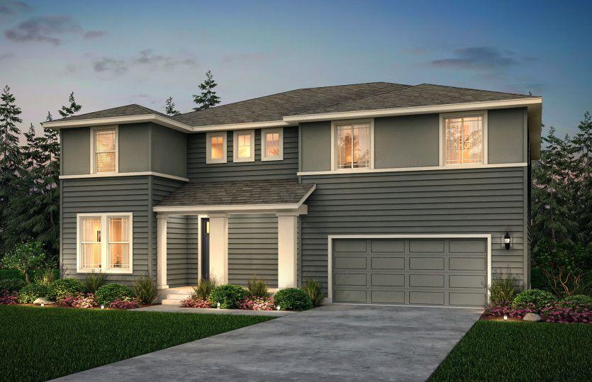 Unifamiliar por un Venta en Hall Lake - Rainier 20824 54th Ave West Lynnwood, Washington 98036 United States
