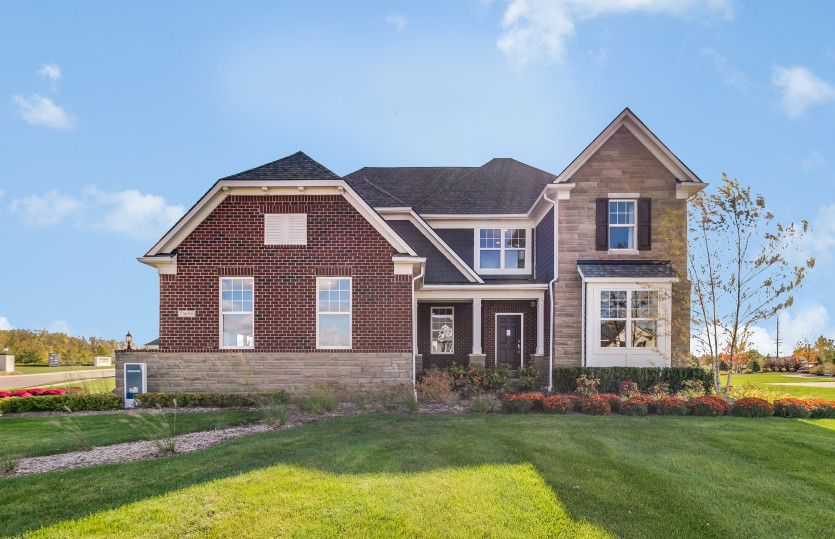 Single Family for Active at Andover Forest - Castleton Ridge Rd & Ann Arbor Rd Plymouth, Michigan 48170 United States