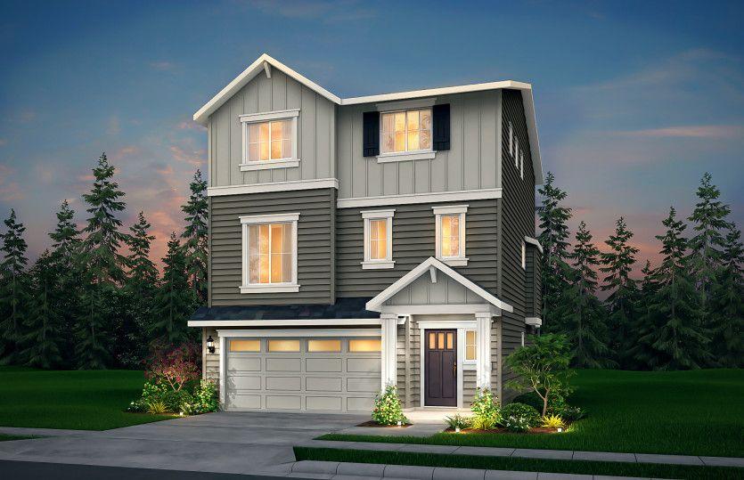 Unifamiliar por un Venta en Ashdale - Holman 13220 Ash Way Everett, Washington 98204 United States