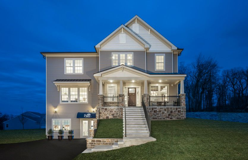 Single Family for Active at Reserve At North Caldwell - Middlebury 48 Hilltop Drive North Caldwell, New Jersey 07006 United States