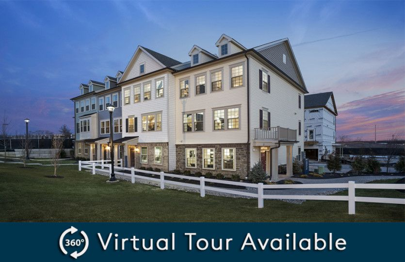 Multi Family for Active at Livingston Square - Frankton 1 Peach Tree Hill Road Livingston, New Jersey 07039 United States