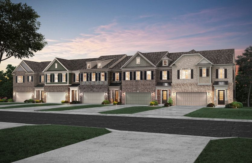 Multi Family for Active at Towns At Audrey Park - Stanton 112 Kentmore Drive Marvin, North Carolina 28173 United States