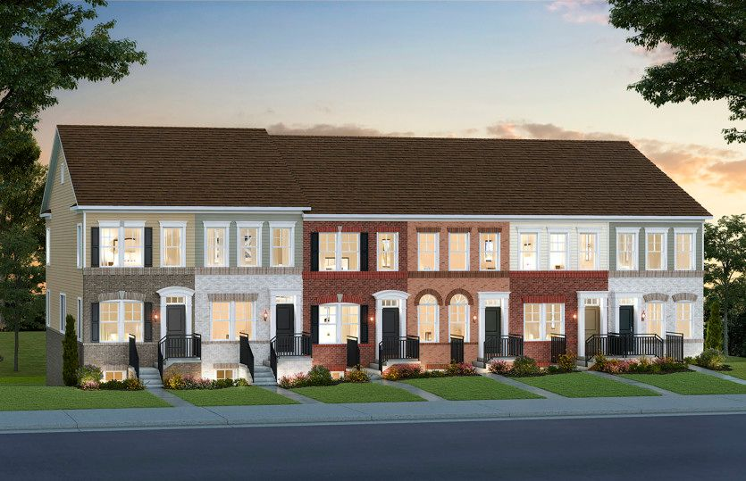 Multifamiliar por un Venta en Century Row - Baywood - Mid-Level Entry 20305 Century Blvd Germantown, Maryland 20874 United States