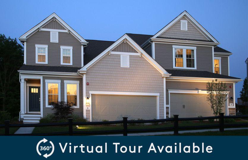 多户 为 销售 在 Legacy Farms - Lockwood 79 Spruce Street Hopkinton, Massachusetts 01748 United States