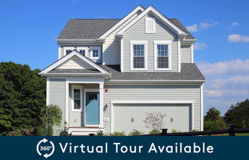 单亲家庭 为 销售 在 Legacy Farms - Bankston 79 Spruce Street Hopkinton, Massachusetts 01748 United States