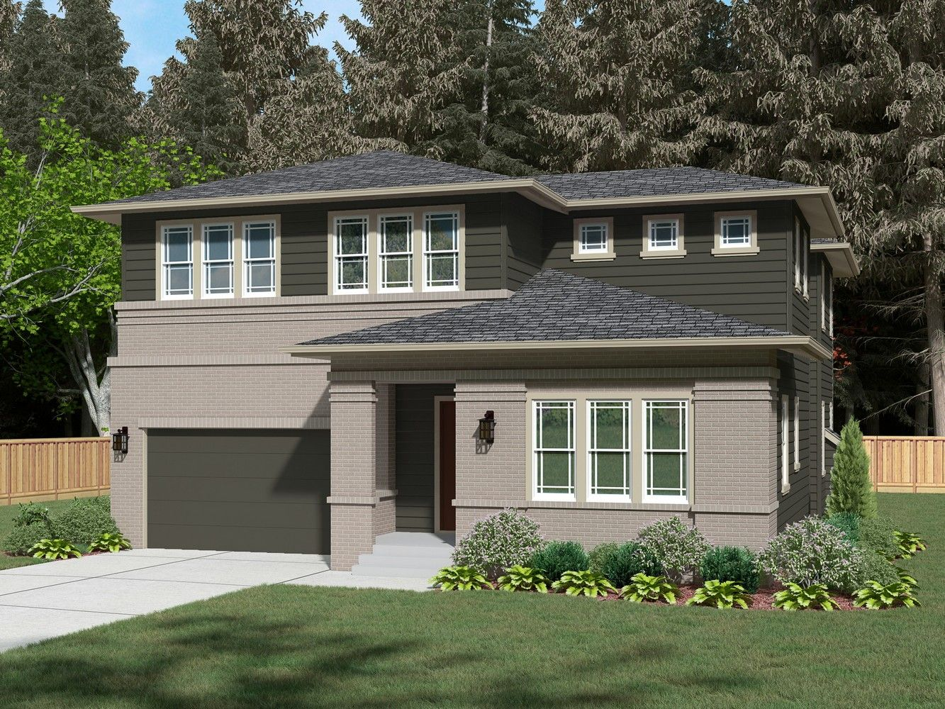 Single Family for Sale at Greenstone Heights - Residence B-410 21809 34th Dr Se Bothell, Washington 98021 United States