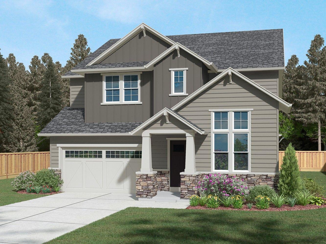 Single Family for Sale at Jacobs Landing - Residence H-390 3244 234th Pl Se Sammamish, Washington 98075 United States