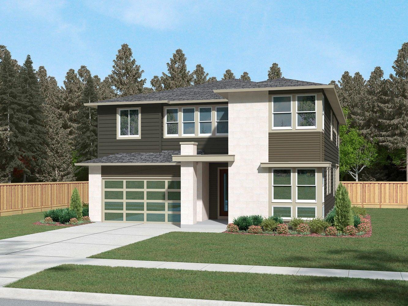 Single Family for Sale at Jacobs Landing - Residence H-341 3244 234th Pl Se Sammamish, Washington 98075 United States