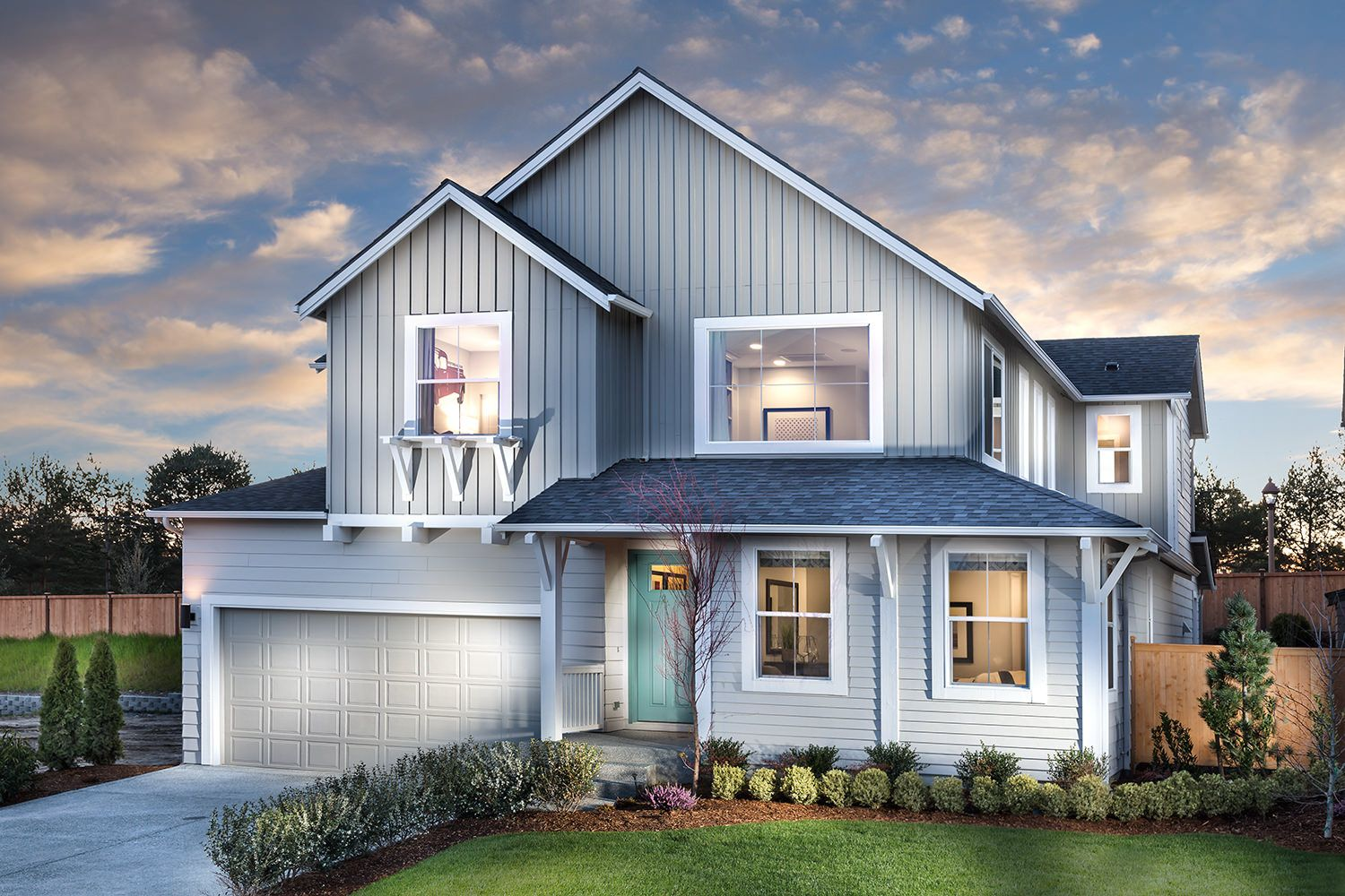 Single Family for Sale at Mountain Aire - Residence M-300 18758 Ne Colwood Ave Poulsbo, Washington 98370 United States