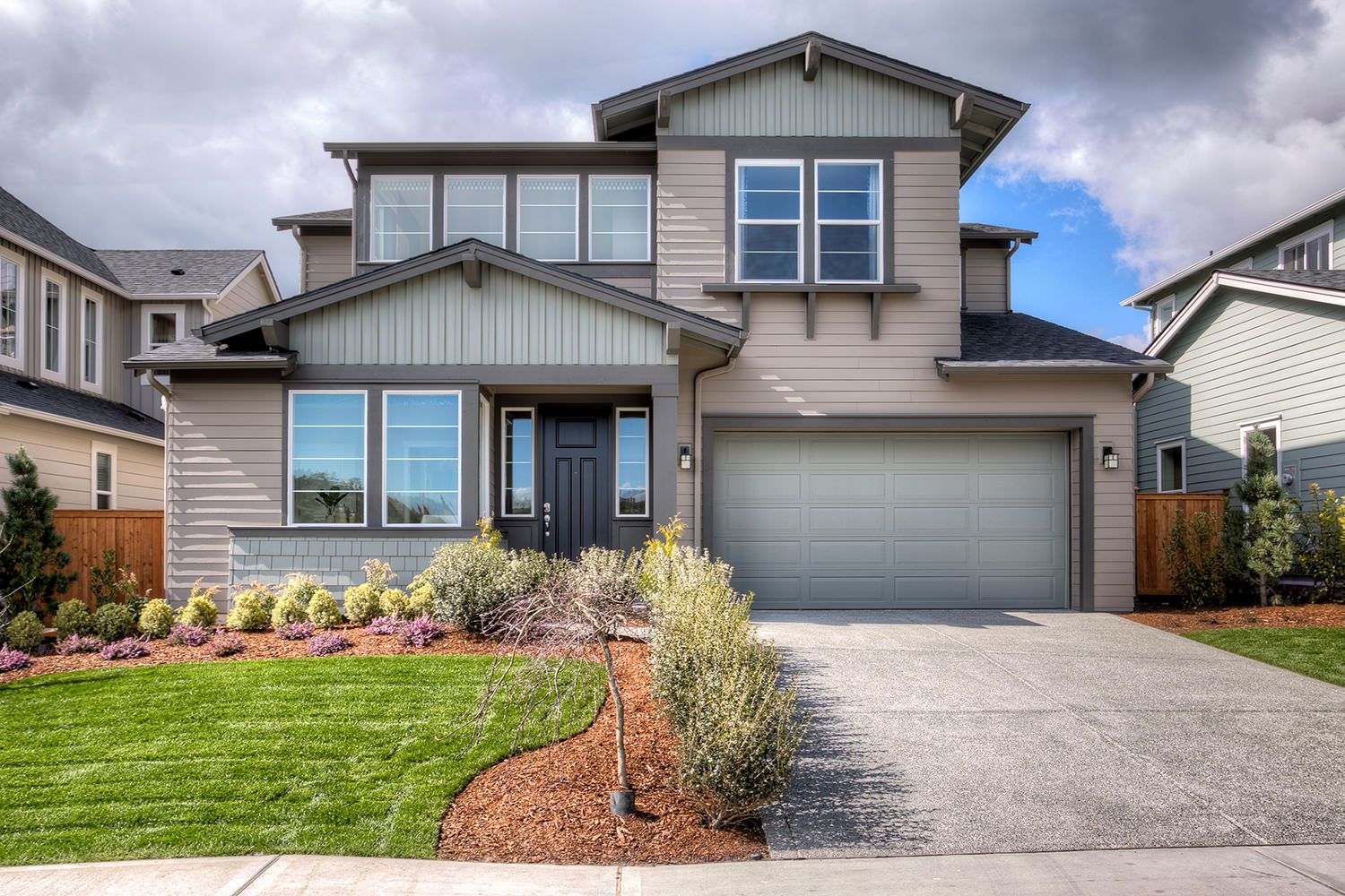Single Family for Sale at Mountain Aire - Residence M-280 18758 Ne Colwood Ave Poulsbo, Washington 98370 United States