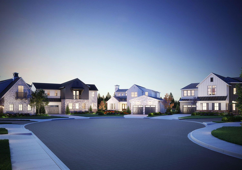 Unifamiliar por un Venta en Kirkwood Terrace - Homesite 7 – J390 812 245th Place Ne Sammamish, Washington 98074 United States