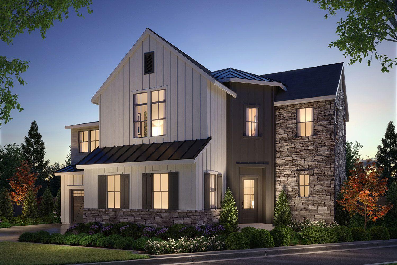 Single Family for Sale at Kirkwood Terrace - Homesite 4 – J430 820 245th Place Ne Sammamish, Washington 98074 United States