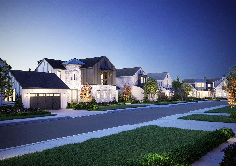 Unifamiliar por un Venta en Kirkwood Terrace - Homesite 2 – J430 812 245th Place Ne Sammamish, Washington 98074 United States