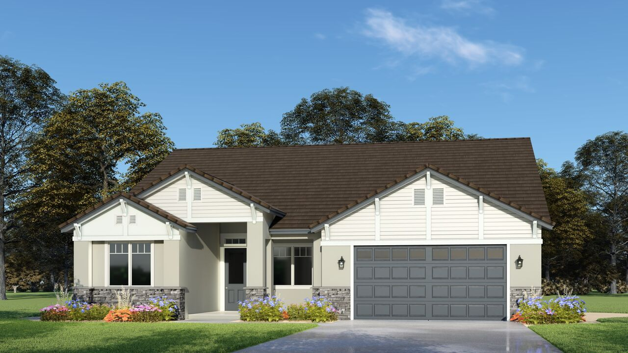 Single Family for Active at Monarch Country Living - The Kensington 221 Red Lion Way Newman, California 95360 United States